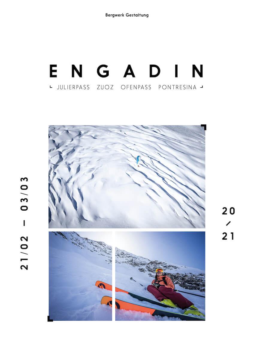 Grafikdesign Bergwerk Garmisch-Partenkirchen Matthias Baudrexl